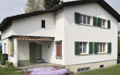 Verkauf Einfamilienhaus Hinwil